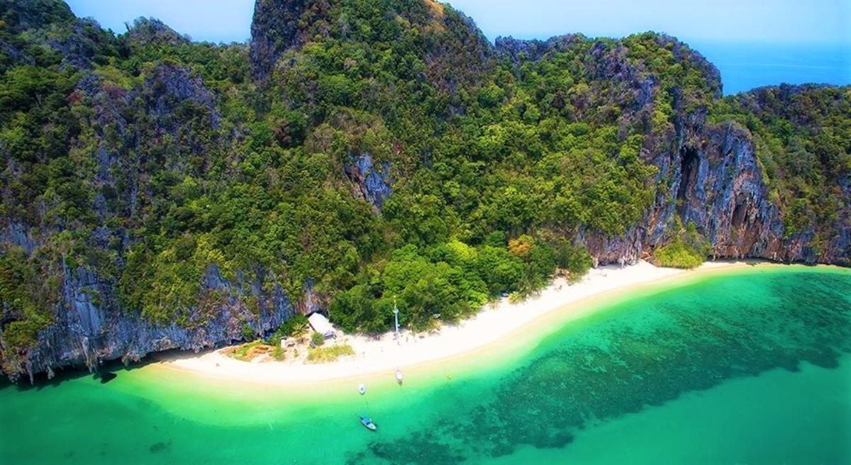 ดำน้ำเกาะหลาวเหลียง-ตะเกียง (one day trip)
