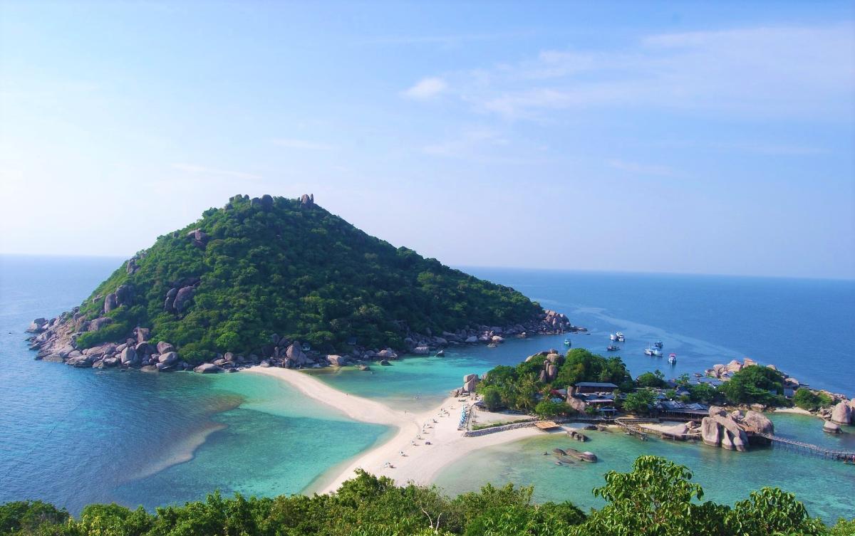 ทริปดำน้ำเกาะเต่า&เกาะนางยวน *ขึ้นที่เกาะเต่า*  (1Day)
