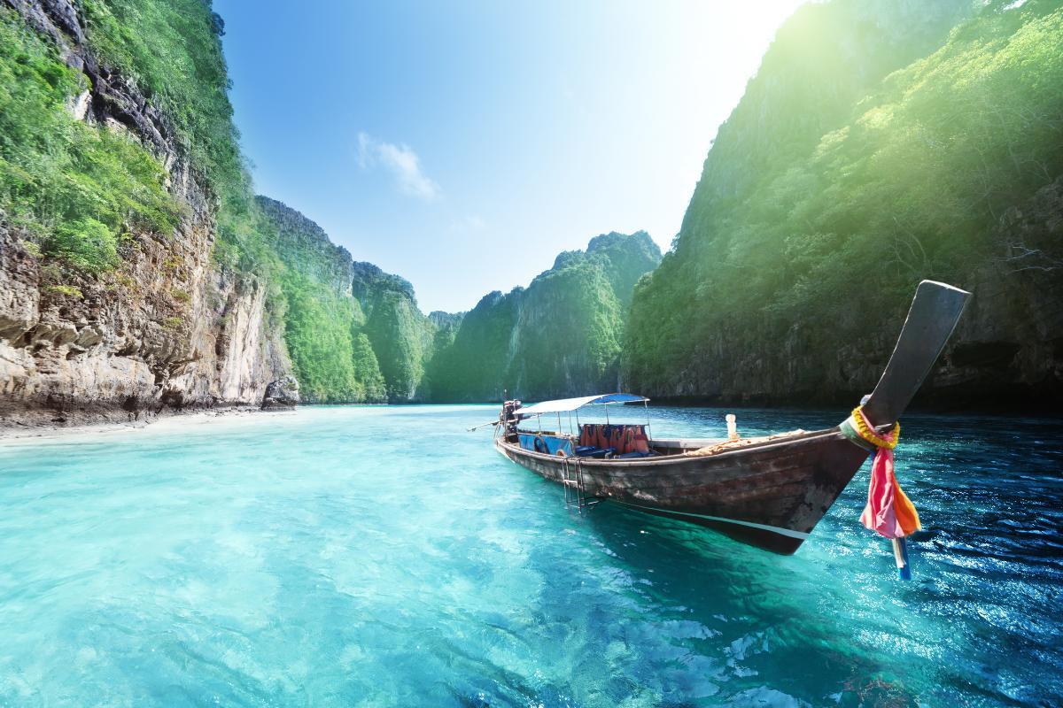ทัวร์ดำน้ำหมู่เกาะพีพี-เกาะไข่ <เรือ Speed boat> (1 Day)