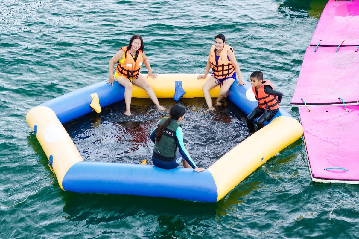 ดำน้ำเกาะล้าน +กิจกรรมสุดว้าวสุดมันส์ (one day trip by speed boat)