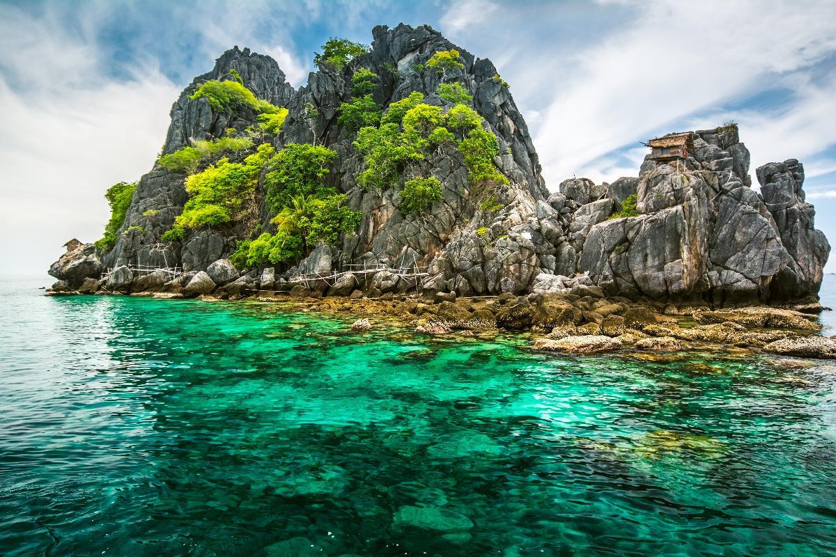 ทัวร์เกาะเต่า – เกาะนางยวน ขึ้นที่เกาะสมุย (1 วัน)