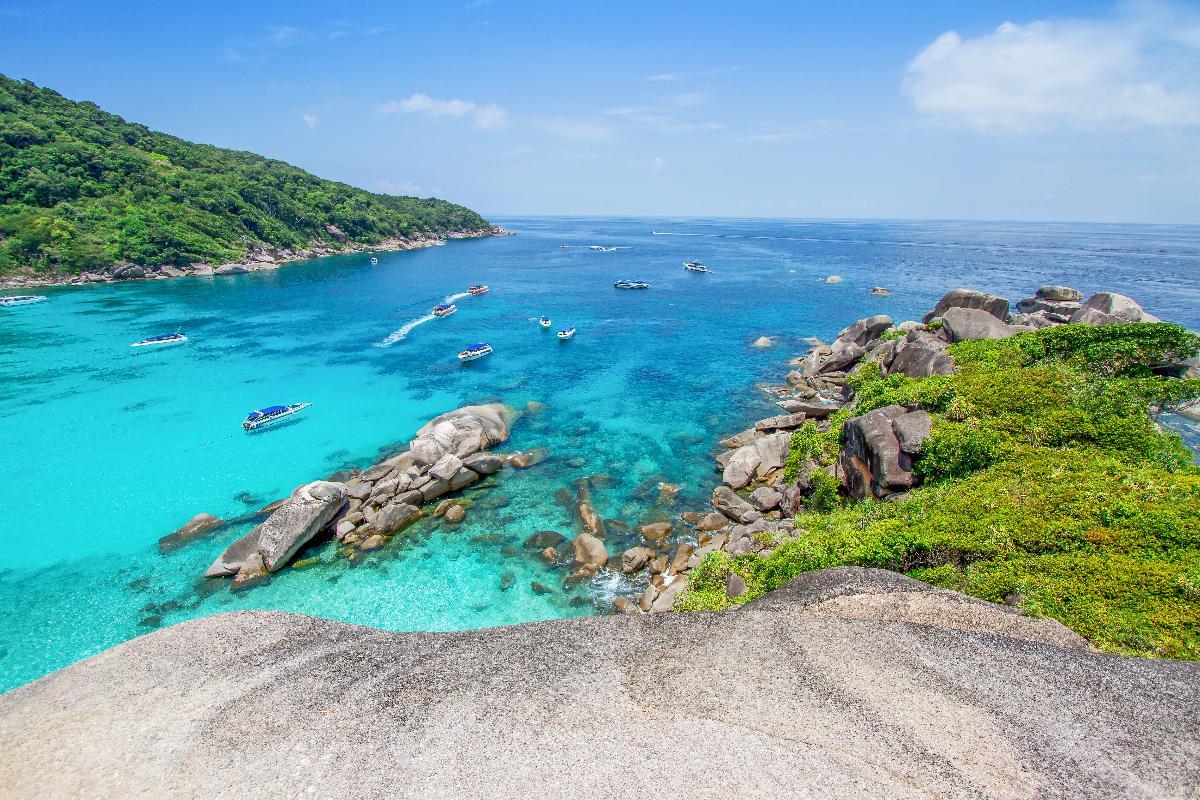 ดำน้ำ<เกาะสิมิลัน> @Love Andaman (1Day)