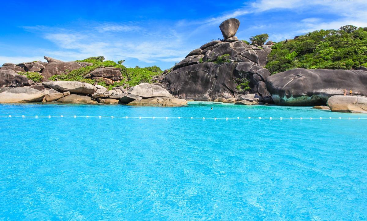 ทริปดำน้ำ <เกาะไม้ท่อน> @Love Andaman (1Day)