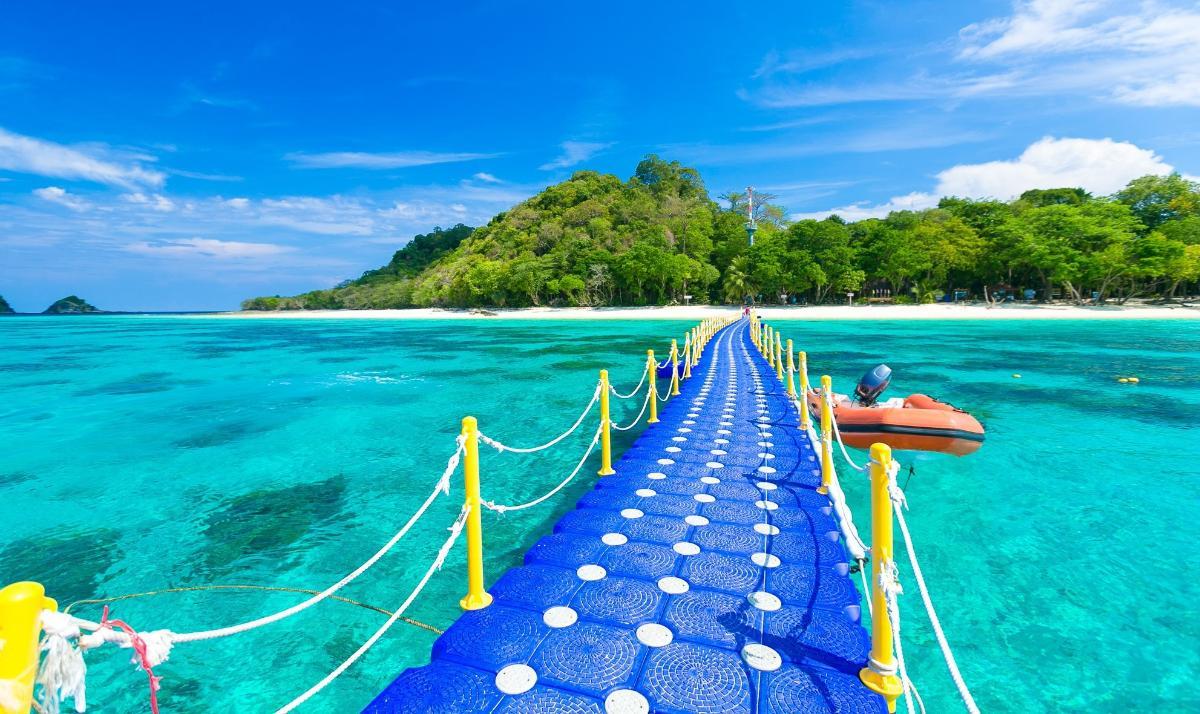 ทริปดำน้ำ <เกาะรอก & เกาะห้า> @Love Andaman (1Day)