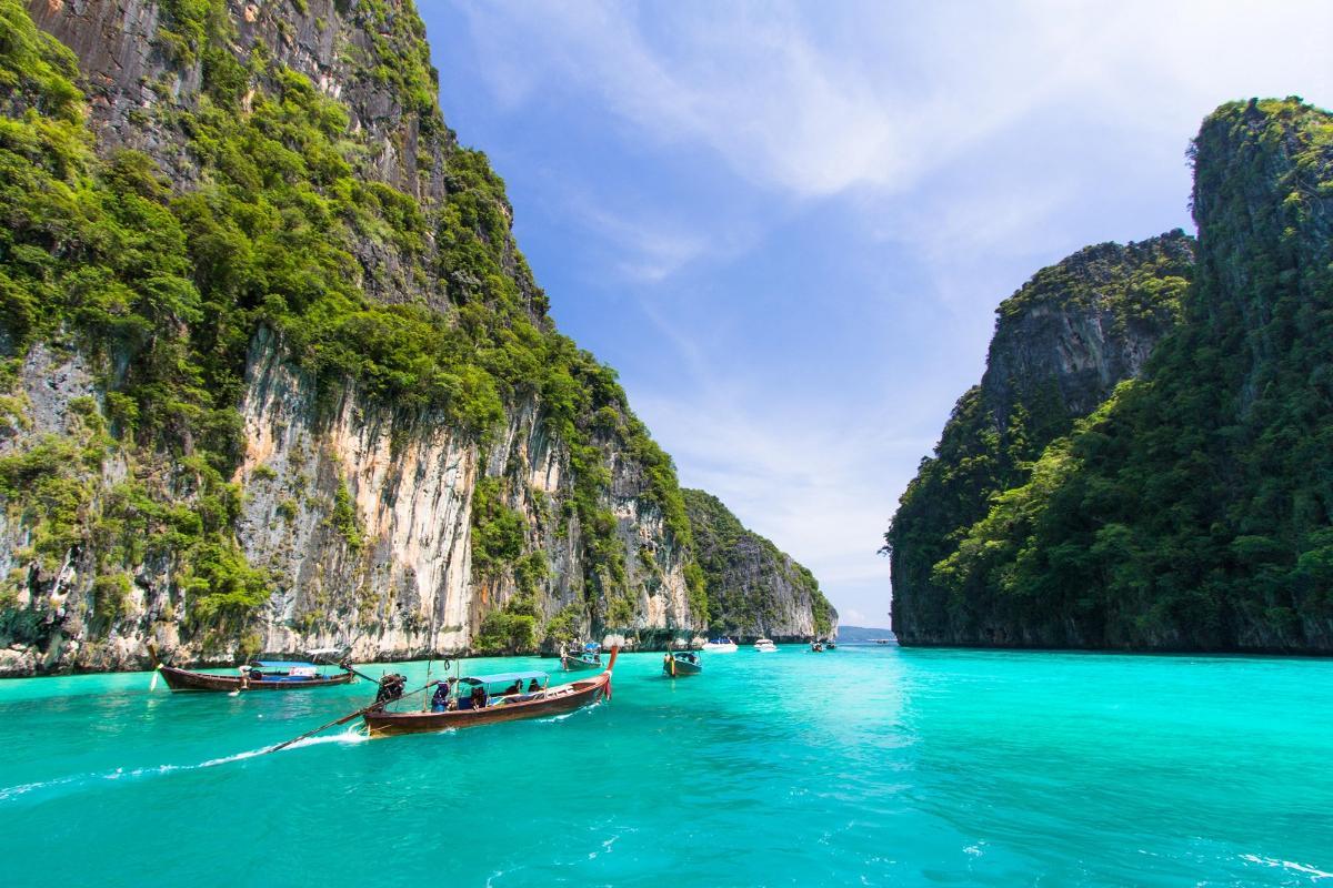 Snorkeling  Koh PP - khai <Speed boat>  (1Day)