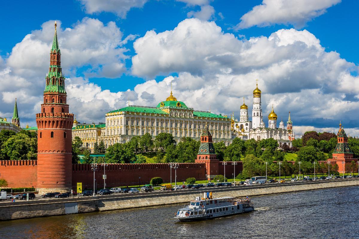 รัสเซีย มอสโคว์ เซนต์ปีเตอร์สเบิร์ก [เลสโก มอสเซนต์ฟีเวอร์] 7 วัน 4 คืน