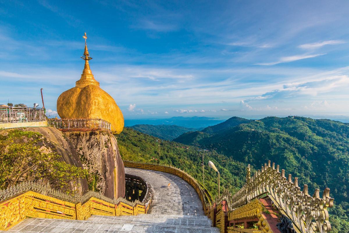 พม่า ย่างกุ้ง หงสา สิเรียม อินทร์แขวน [เลสโก มหาเจดีย์ทอง] 3 วัน 2 คืน
