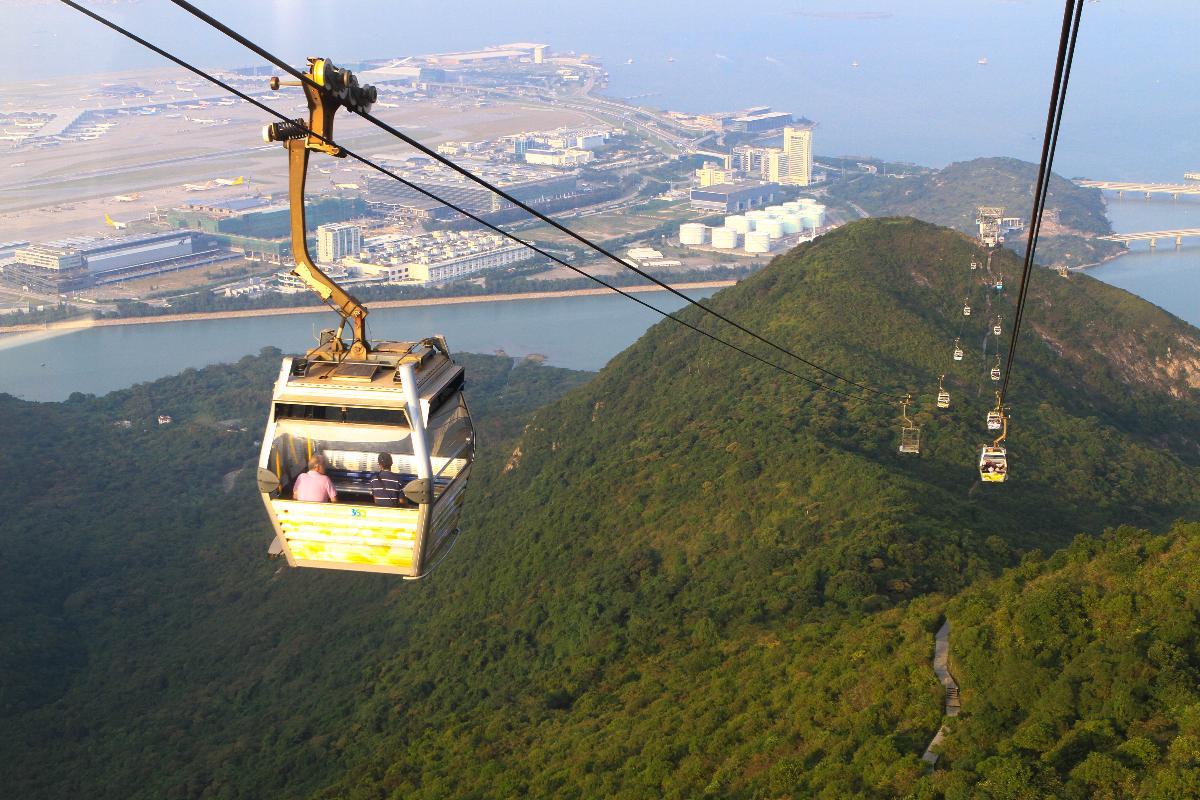 มหัศจรรย์ HONGKONG กระเช้านองปิง 3 วัน 2 คืน