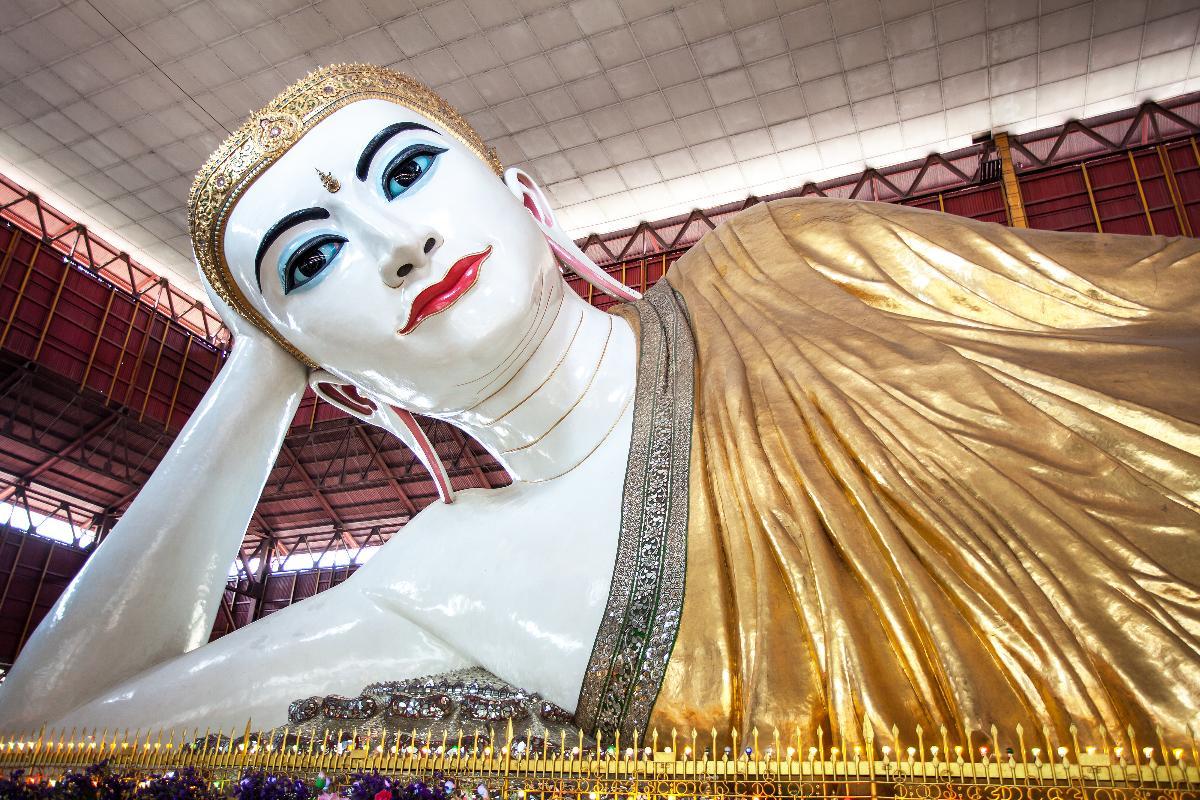 มหัศจรรย์....MYANMAR โปรสุขใจ ไปอิ่มบุญ 3 วัน 2 คืน