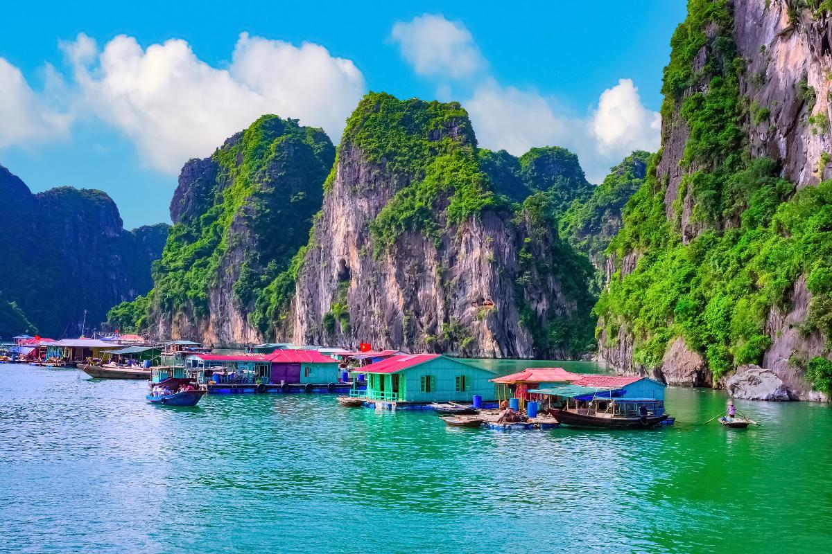 เวียดนามเหนือ ซาปา ฮานอย  ฮาลอง จ่างอาน 5วัน4คืน