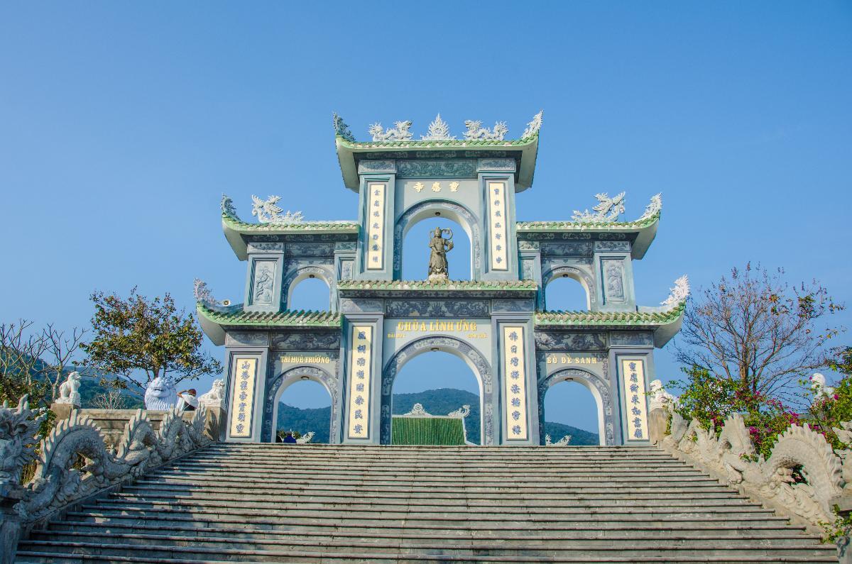 เวียดนามกลาง-ดานัง-ฮอยอัน-บานาฮิลล์ 3 วัน 2 คืน (พักบนบานาฮิลล์)