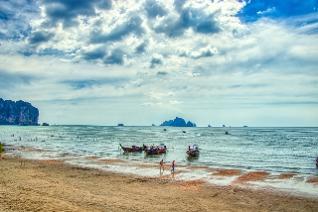 ดำน้ำเกาะรอก - เกาะห้า <Speed cat>  (1 Day)
