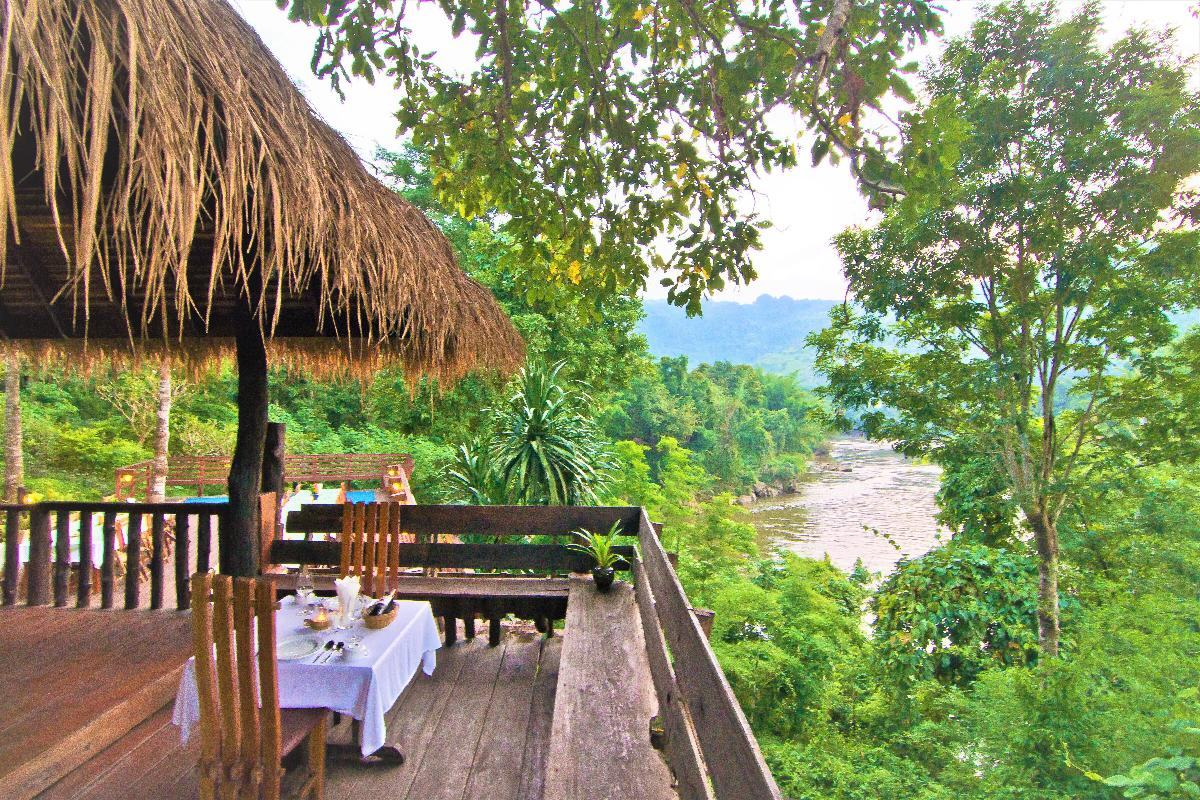 Package..River Kwai Delight <Home Phutoey & Nature Resort> (3D2N)